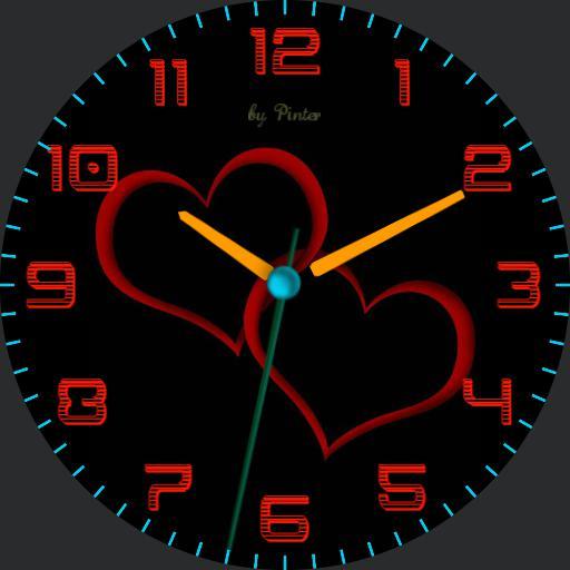 Hearts analog