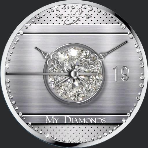 My Diamonds Animation