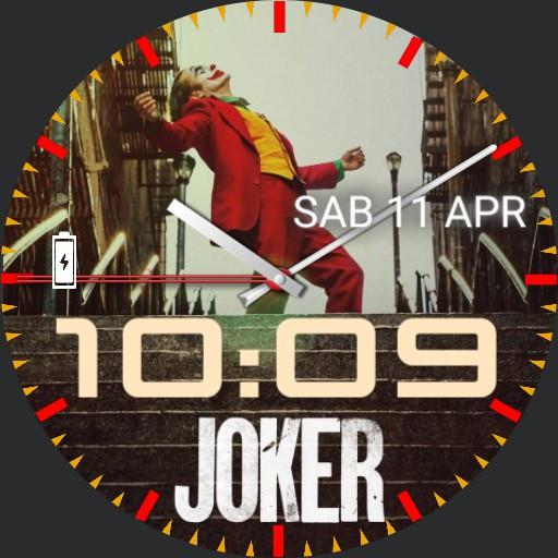 Joker white made Baur