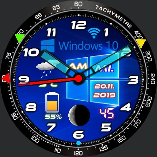 Microsoft Windows 10    1.11