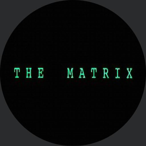 the matrix with drop in time