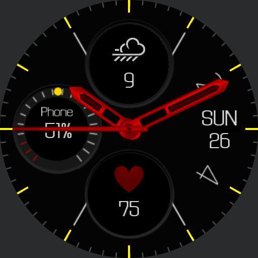 Galaxy Watchface 3