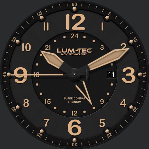 Lum Tec Super Combat B4 GMT