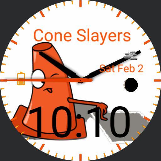 Cone Slayers 2