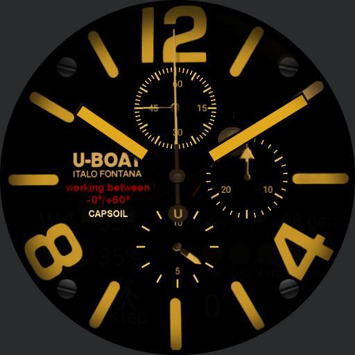 U-BOAT Capsoil Chrono