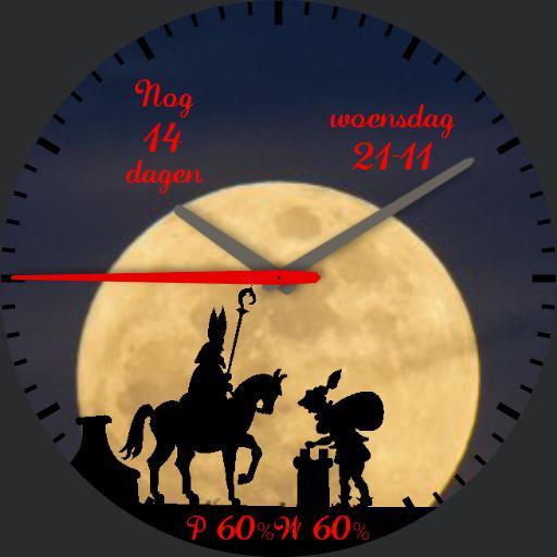 Sinterklaas countdown 2