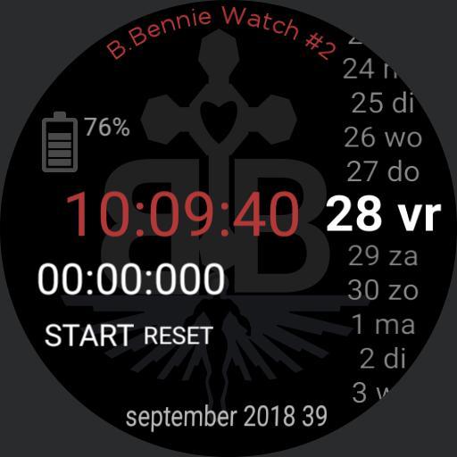 B.Bennie Watch #2