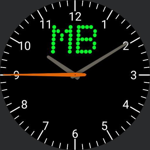 MBs Watch Face