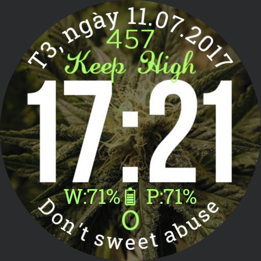 stoner high