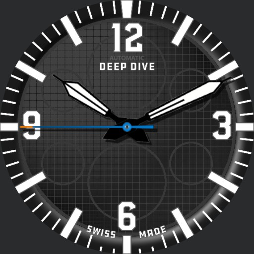 DeepDive Face blue lume