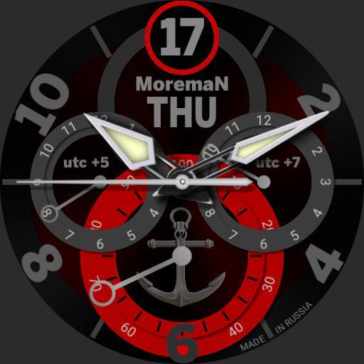 mari moreman