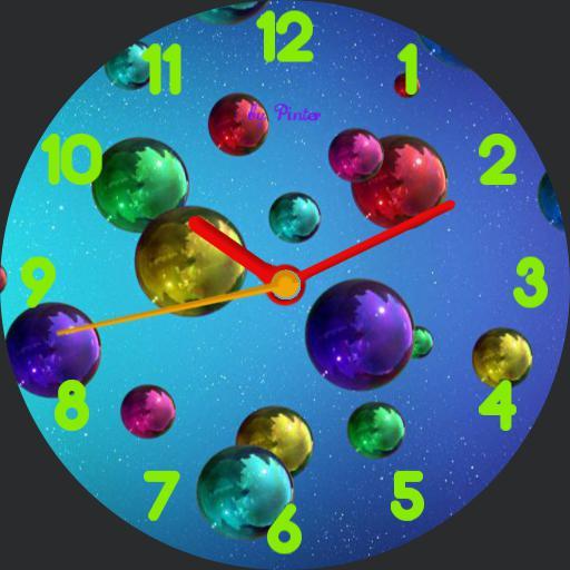 Bubbles analog