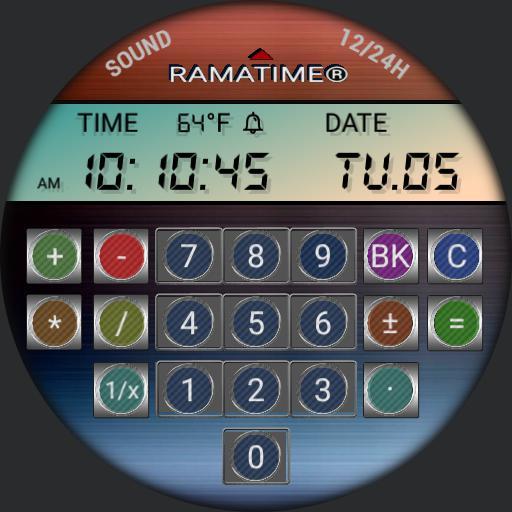 Calculator Modded by RAMATIME