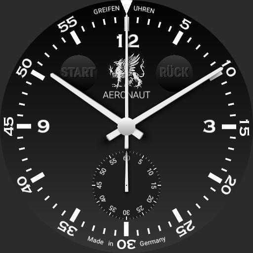 GRIFFIN AERONAUT Combat Watch