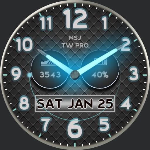 NSJ Ticwatch 2