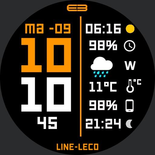 EBES LINE-LECO