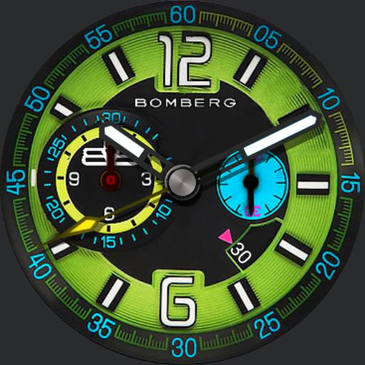 Bomberg 1968 Brasil  Auto dim options