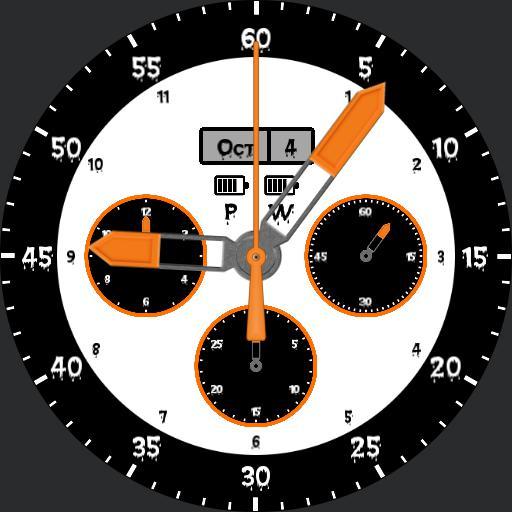 Generic Chronogram by spookmullett
