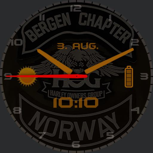 HOG Bergen Chapter