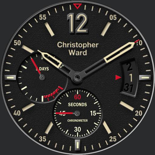 CW8 Power Reserve UCOLOR