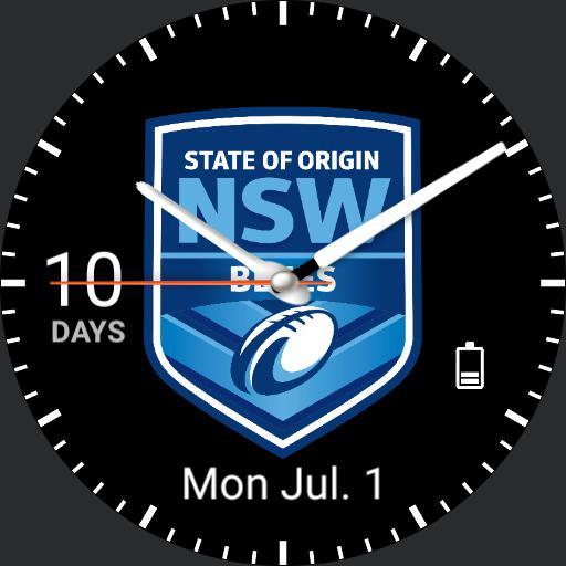 NSW State of Origin - w Countdown