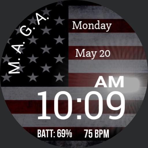 M. A. G. A.