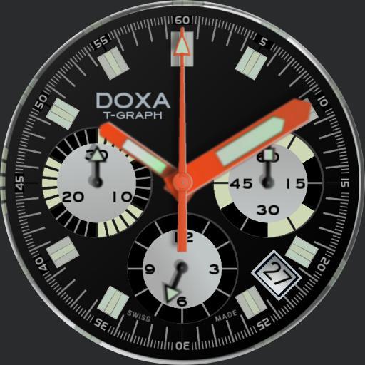 Doxa T-Graph  Lume RC 2