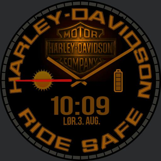 Harley-Davidson Ride safe V1.01