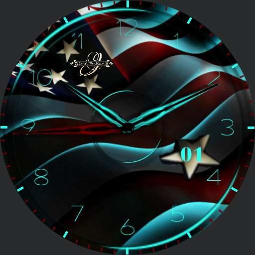 American Watch Countdown 4 July