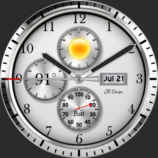 Silver Chron Weather