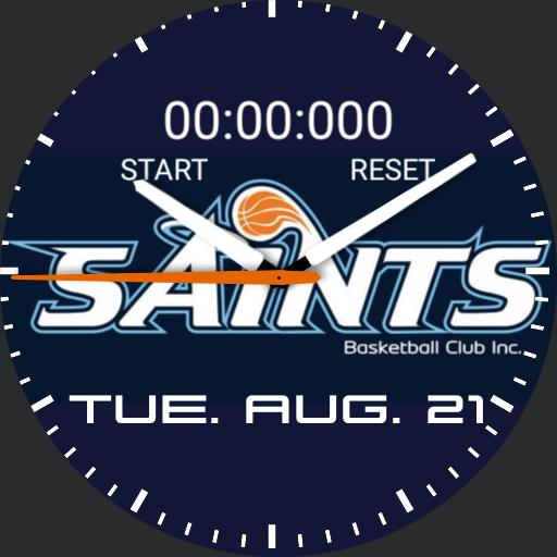 Saints Basketball