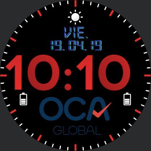Reloj OCA GLOBAL