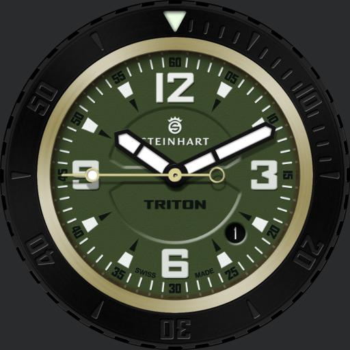 Steinhart Triton Military Bronze single zoom