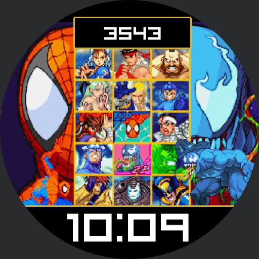 Spider-Time
