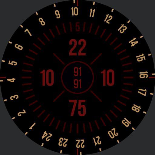 uberwatch v1 red hot
