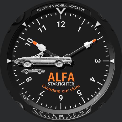 F104 ALFA Starfighter