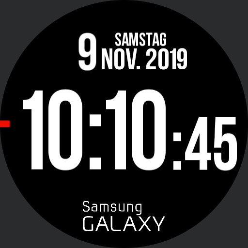 Galaxy Watch - Simple Digital Copy