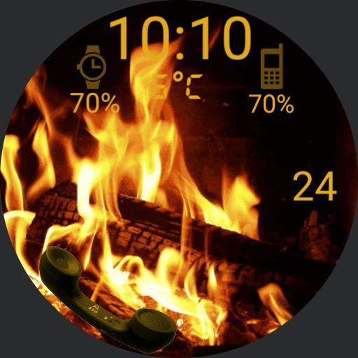 Fire coal kuwait bo kassem