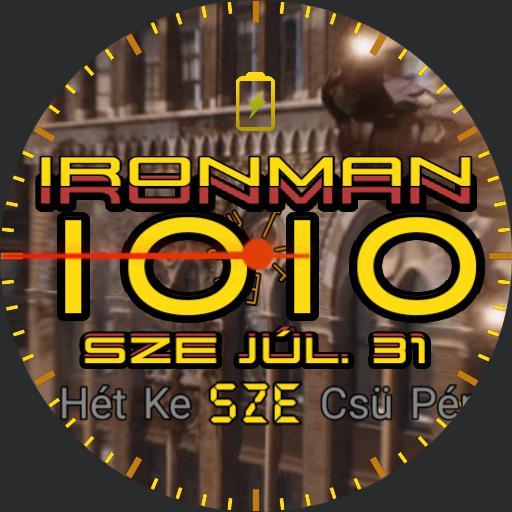 Braun Ironman