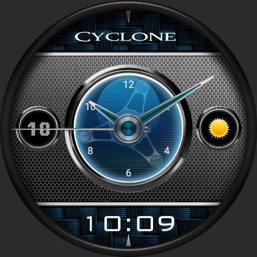 Cyclone ll ucolor