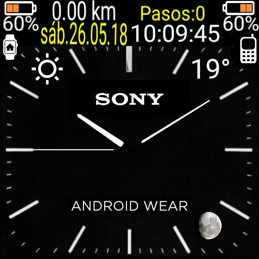Sony clasico 8