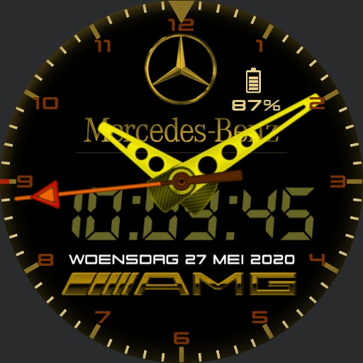 Mercedes-Benz Watch 3.0 Copy
