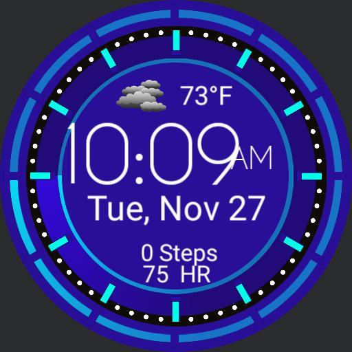 Info Blue Radar