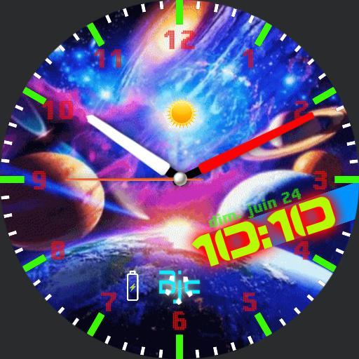 space time bjc1