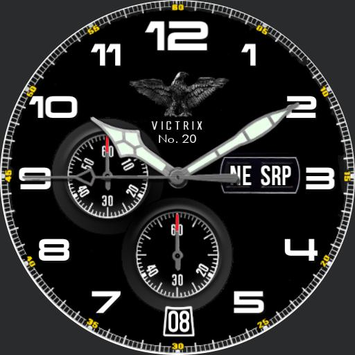 Victrix No. 20