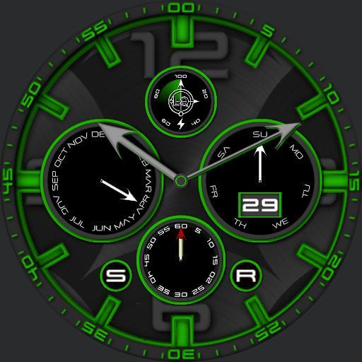 LQ38 Green