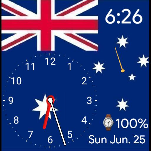Australian True Blue
