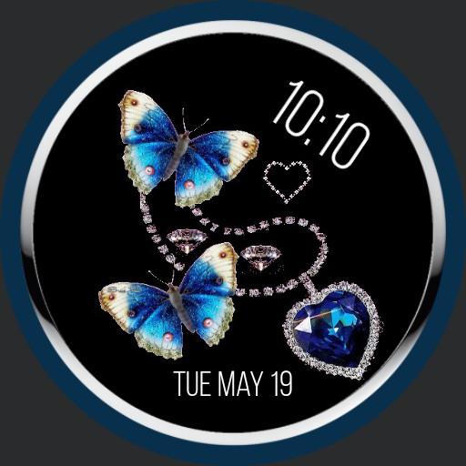 Butterflies and Diamonds