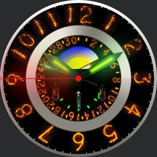 Glow n  Nixie Vn3 Mk3