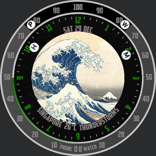 Art Watch The Great Wave Off Kanagawa
